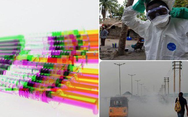 10 mối nguy nghiêm trọng nhất với sức khoẻ cộng đồng năm 2019 theo WHO: anti-vaccine nổi bật cùng ô nhiễm không khí và Ebola