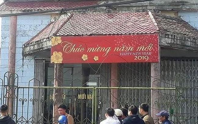Đối tượng cướp ngân hàng ở Thái Bình sa lưới