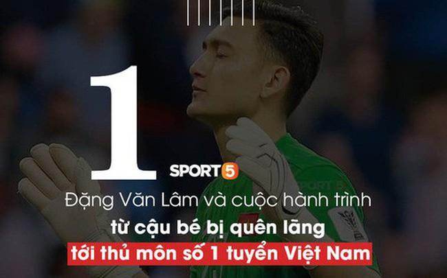 Đặng Văn Lâm và cuộc hành trình khó tin từ một cậu bé bị quên lãng trở thành thủ môn số 1 tuyển Việt Nam