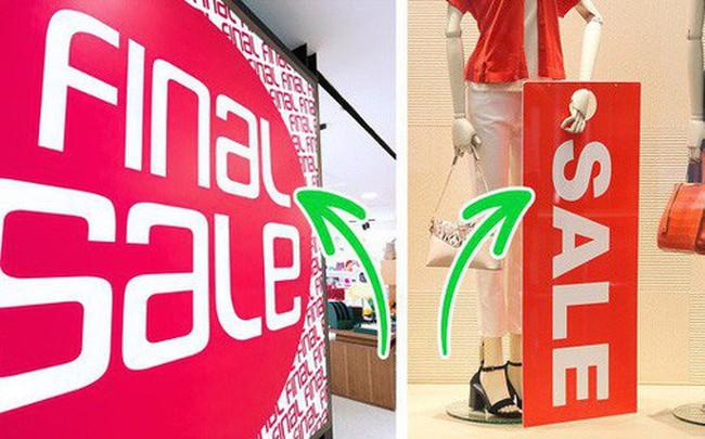 """Chia sẻ của một nhân viên bán hàng: Thì ra đây là cách các thương hiệu thời trang dễ dàng """"móc túi"""" chúng ta"""