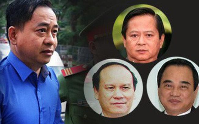 """Vì sao ông Nguyễn Hữu Tín, Trần Văn Minh, Văn Hữu Chiến không xuất hiện ở phiên tòa Vũ """"nhôm""""?"""