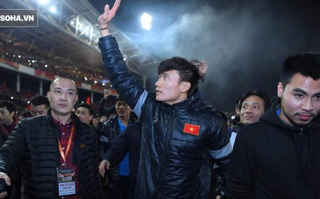 Về Hà Nội, Bùi Tiến Dũng nhận lương cao hơn Quang Hải, bằng Văn Quyết