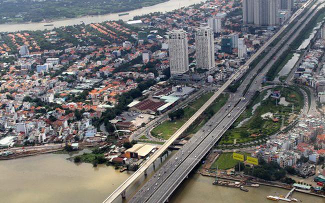 Cận cảnh những công trình mở lối giao thông tại TP HCM