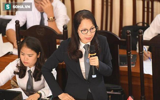 """Nữ luật sư của BS Lương: """"Không chấp nhận thỏa hiệp, làm rụng rơi niềm tin công lý!"""""""