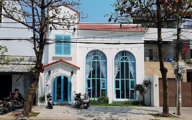 Nhà 2 tầng đẹp như 'vườn cổ tích' ở Đà Nẵng