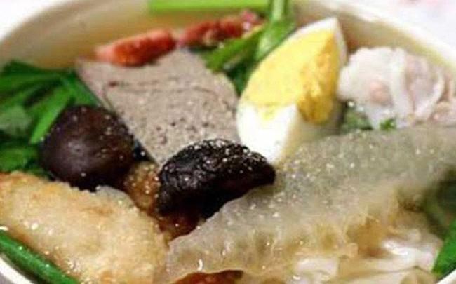 Món ăn bài thuốc cực tốt cho tiêu hóa là một loại canh nhà nào cũng nấu trong dịp Tết