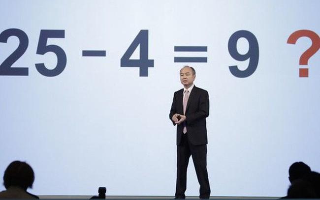 Tỷ phú 'liều ăn nhiều' Masayoshi Son vừa biến 5,5 tỷ USD thành 17 tỷ USD sau một đêm bằng một công thức toán học khó hiểu '25 - 4 = 9'