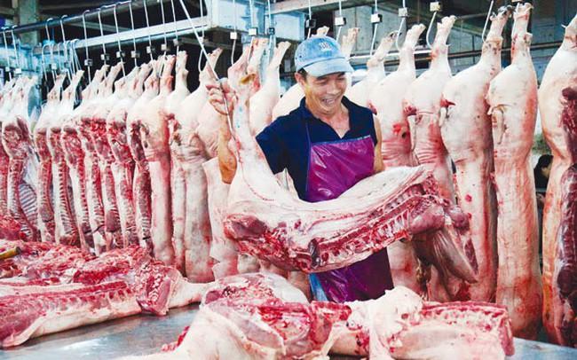 Dịch bệnh 'nổ' sát Tết, thịt lợn hơi tăng giá mạnh nhất
