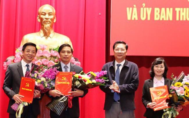 Công bố các quyết định nhân sự của Ban Bí thư Trung ương Đảng, UBTV Quốc hội - ảnh 1