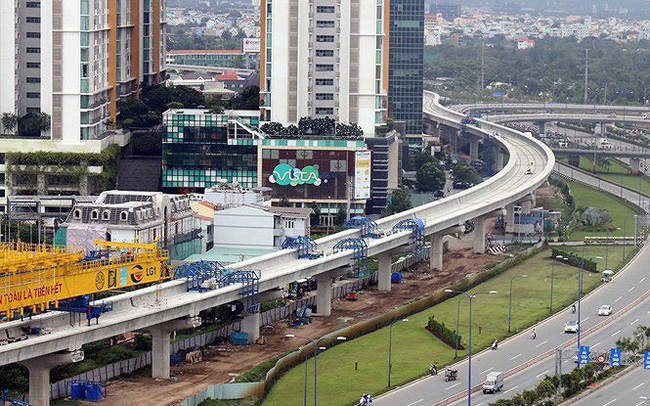 Cận cảnh ga ngầm 4 tầng tuyến metro Bến Thành – Suối Tiên