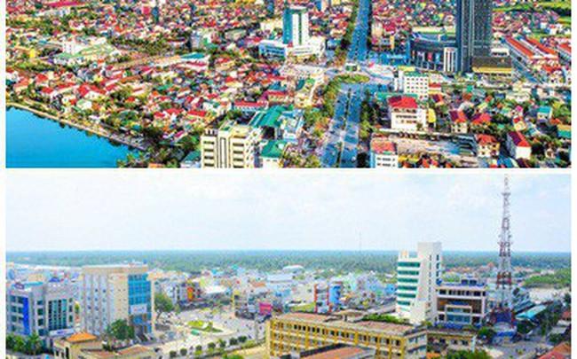Công nhận 2 thành phố là đô thị loại II