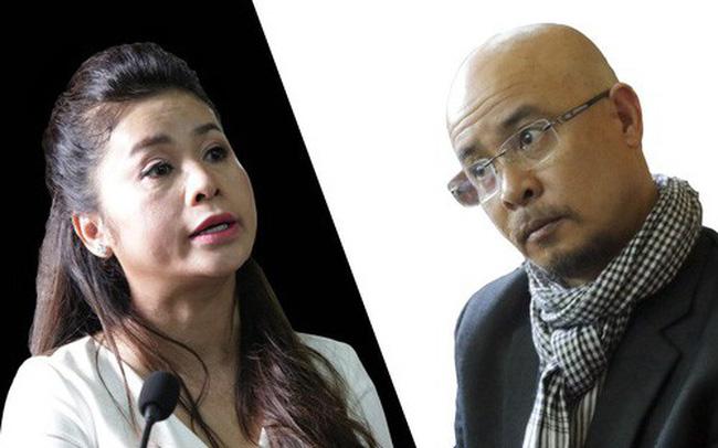[ẢNH]: Khoảnh khắc căng thẳng trong phiên xử ly hôn vợ chồng ông chủ cà phê Trung Nguyên