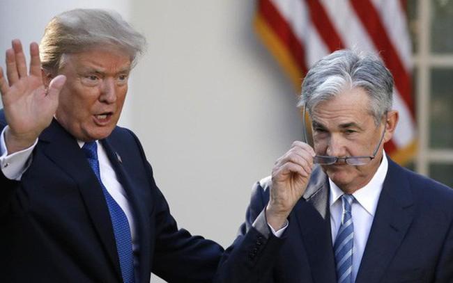 """FED """"chấm điểm"""" kinh tế năm 2018 chính quyền ông Trump"""