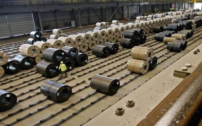Doanh nghiệp Nhật tăng giá bán thép cây tháng 3