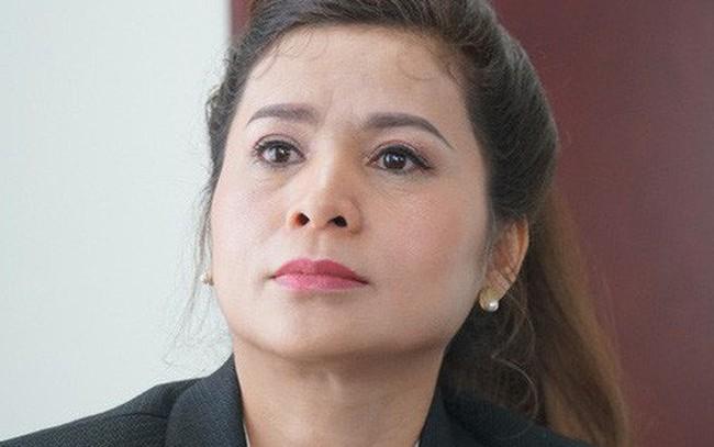 """Bà Lê Hoàng Diệp Thảo nói về việc ông Vũ """"tố"""" vợ đẩy vào viện tâm thần: Anh ấy đang bị bệnh nên nói không chính xác"""
