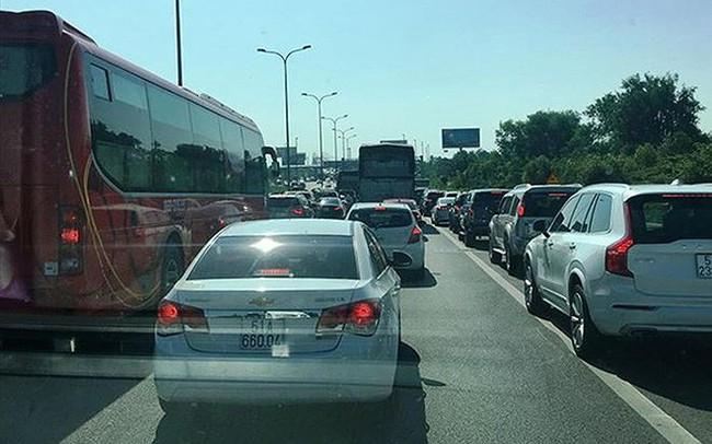 Cao tốc TPHCM - Long Thành - Dầu Giây: Phí cao, chất lượng dịch vụ ngày càng thấp