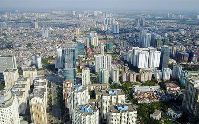 Quá tải chung cư cao tầng ở Hà Nội