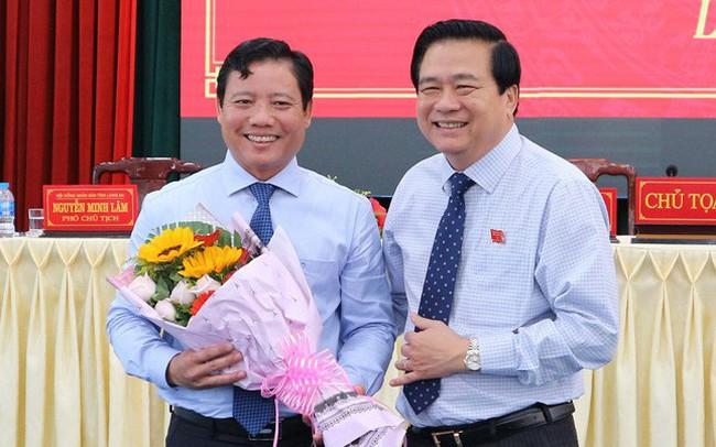 Ông Phạm Tấn Hòa được bầu làm Phó Chủ tịch UBND tỉnh Long An