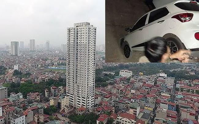 Hàng chục ô tô bị 'nhốt' trong hầm chung cư sau sự cố hy hữu - ảnh 1