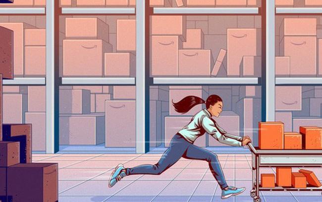 Nhật ký Amazon - 'địa ngục trần gian': Mang thai cũng không được ngồi, nhân viên nhiễm trùng và đau khớp, nghỉ phép 1 ngày bị đuổi việc luôn (P2)