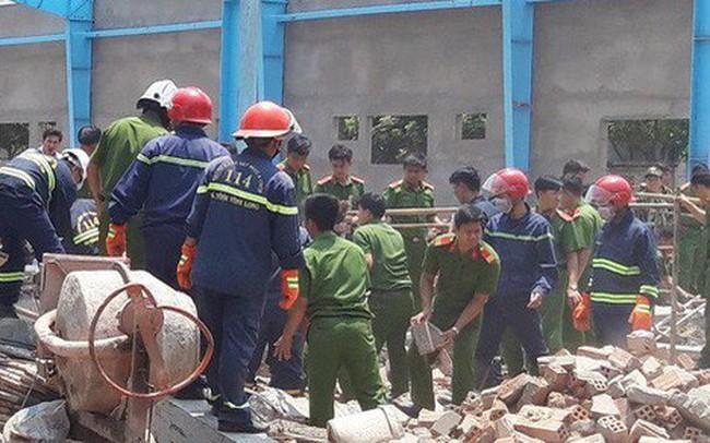 Bộ Xây dựng tham gia điều tra vụ sập tường khiến 6 người tử vong ở miền Tây