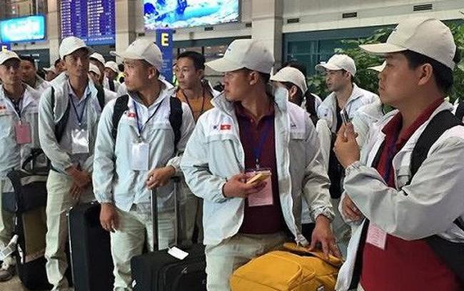 Mỗi tháng hơn 9.000 người Việt xuất khẩu lao động