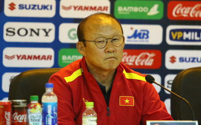 """HLV Park Hang-seo: """"Với tư cách một HLV, tôi hết sức biết ơn Quang Hải"""""""