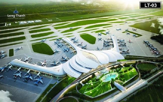 Tháng 10 sẽ trình Quốc hội Dự án sân bay Long Thành