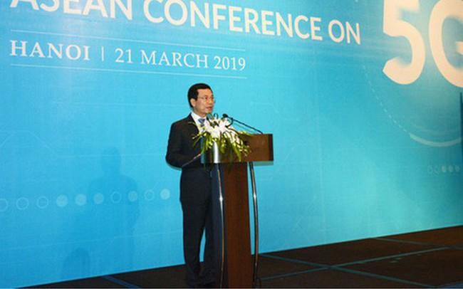 ASEAN coi 5G là ưu tiên số 1 về hợp tác ICT