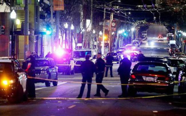 Mỹ: Xả súng tại San Francisco, 4 người thương vong