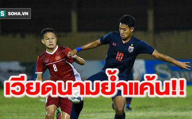 Ủ rũ ngày về nước, HLV Thái Lan thừa nhận bất lực trước U19 Việt Nam