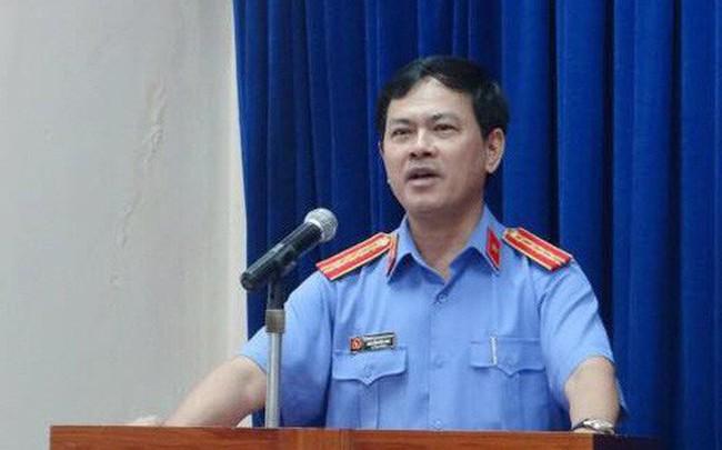 Nguyên Phó Viện trưởng VKSND Đà Nẵng ép hôn, sàm sỡ bé gái trong thang máy đã lên tiếng