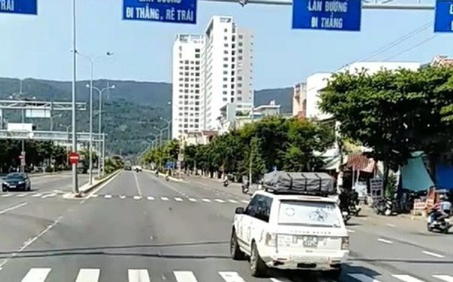 Vụ đoàn xe Trung Nguyên vượt đèn đỏ: Xác định được 9 phương tiện vi phạm