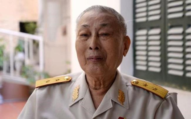 Lễ tang tướng Đồng Sỹ Nguyên tổ chức theo nghi thức cấp Nhà nước