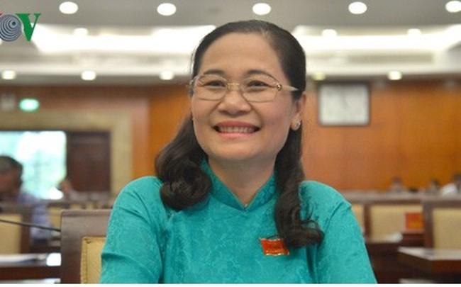 Chân dung tân Chủ tịch HĐND Thành phố Hồ Chí Minh Nguyễn Thị Lệ