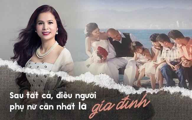 """Từ vụ ly hôn của vợ chồng Trung Nguyên: """"Đừng vội trách đàn bà cố chấp, tham tiền, vì sau tất cả thứ họ cần nhất vẫn là gia đình!"""""""
