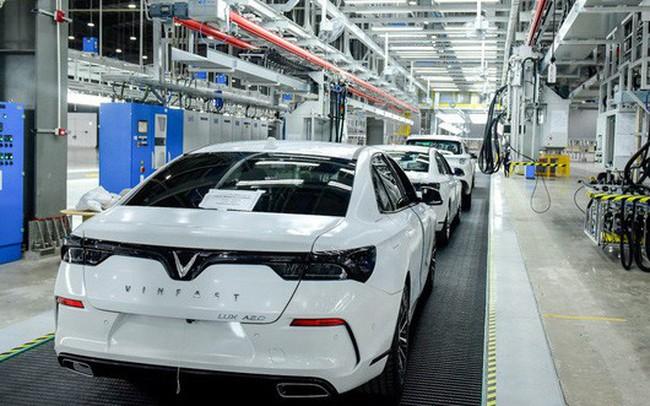 VinFast chốt lịch khánh thành nhà máy vào tháng 6, sớm 3 tháng so với dự kiến