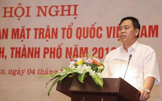 Ông Nguyễn Đăng Quang giữ chức Phó Bí thư Thường trực Tỉnh ủy Quảng Trị