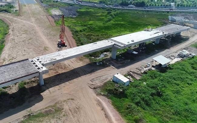 """Tháo """"nút thắt"""" cho dự án cao tốc Trung Lương - Mỹ Thuận - ảnh 1"""