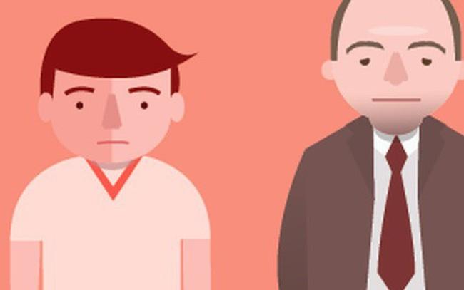 """Con xin lỗi cha mẹ, con có thể """" hiếu"""" nhưng không phải lúc nào cũng """"thuận"""""""