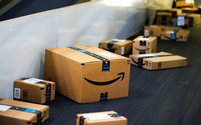 Amazon báo lãi lớn chưa từng thấy