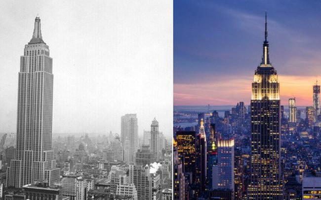 Chùm ảnh ngày ấy - bây giờ của những địa điểm hot nhất New York: Dù là ngày xưa hay bây giờ thì thành phố này vẫn luôn đẹp và hào nhoáng