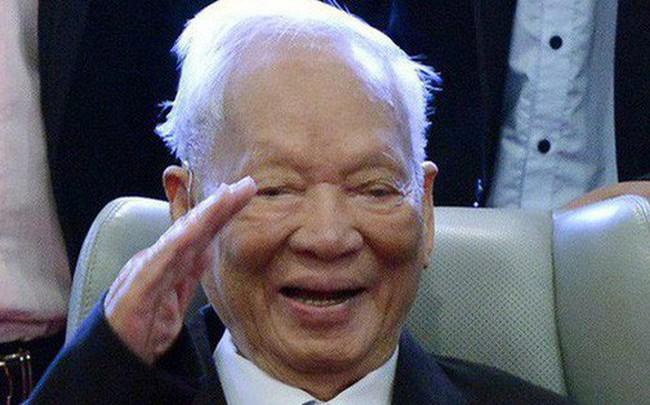 TP.HCM thông báo về lễ Quốc tang Đại tướng Lê Đức Anh