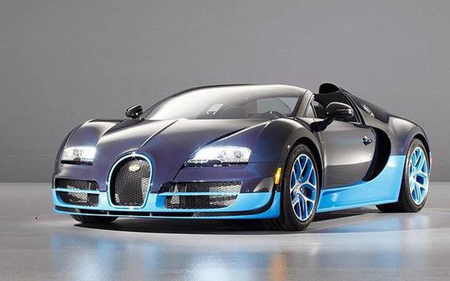 Lệ phí trước bạ thay đổi, Rolls-Royce chưa là gì so với Bugatti Veyron