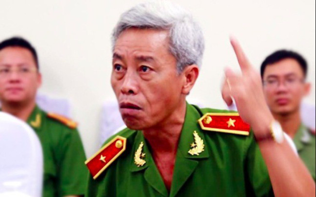Thiếu tướng Phan Anh Minh chính thức nghỉ công tác