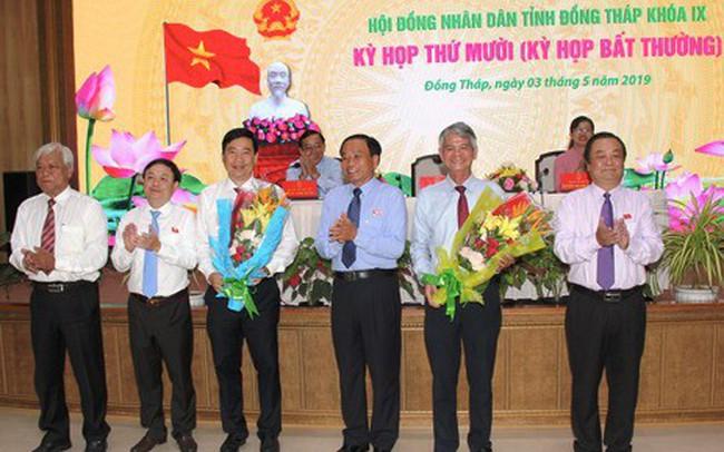 Ông Phạm Thiện Nghĩa giữ chức Phó Chủ tịch UBND tỉnh Đồng Tháp