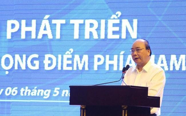 Sẽ có chính sách đặc thù cho vùng kinh tế trọng điểm phía Nam