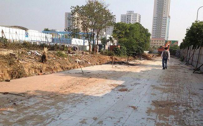 Hà Nội xóa sổ dự án bãi đỗ xe 'treo' cả thập kỷ ở quận Thanh Xuân