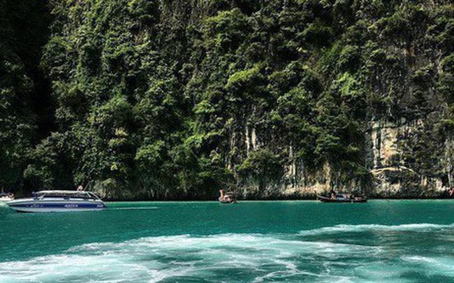 Vịnh biển nổi tiếng tại đảo Koh Phi Phi - Thái Lan cấm khách trong 2 năm tới để phục hồi hệ sinh thái