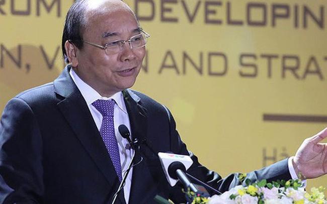 Thủ tướng: Tháo gỡ rào cản cho doanh nghiệp công nghệ phát triển